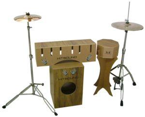 Drum Cajón